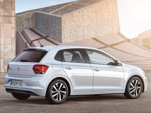 2017 Volkswagen New Polo Beats
