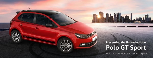 2017 Volkswagen Polo GT Sport (India)