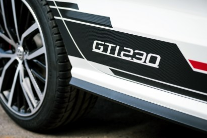 2016 Volkswagen Polo GTI 230