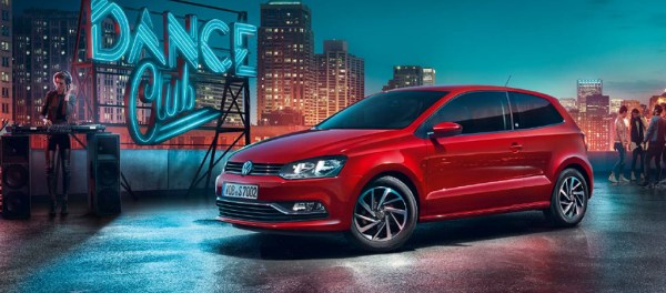 2017 Volkswagen Polo Sound