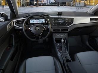 2017 Volkswagen Virtus (Brazil)