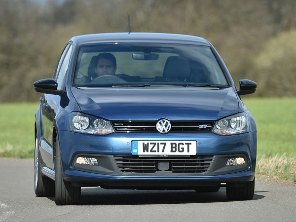 2017 Volkswagen Polo BlueGT (UK)
