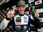 2017 PSRX Volkswagen Sweden Polo GTI Supercar, World RX of Belgium: Kristoffersson