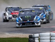 2017 PSRX Volkswagen Sweden Polo GTI Supercar, World RX of Belgium: Solberg
