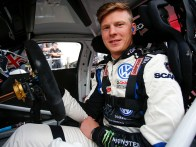 2017 PSRX Volkswagen Sweden Polo GTI Supercar, World RX of Great Britain: Kristoffersson