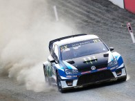 2017 PSRX Volkswagen Sweden Polo GTI Supercar, World RX of Norway: Solberg