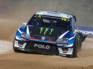 2017 PSRX Volkswagen Sweden Polo GTI Supercar, World RX of Portugal: Kristoffersson