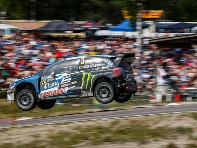 2017 PSRX Volkswagen Sweden Polo GTI Supercar, World RX of Sweden: Kristoffersson