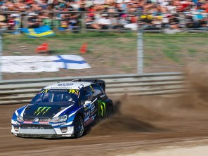 2017 PSRX Volkswagen Sweden Polo GTI Supercar, World RX of Sweden: Kristoffersson