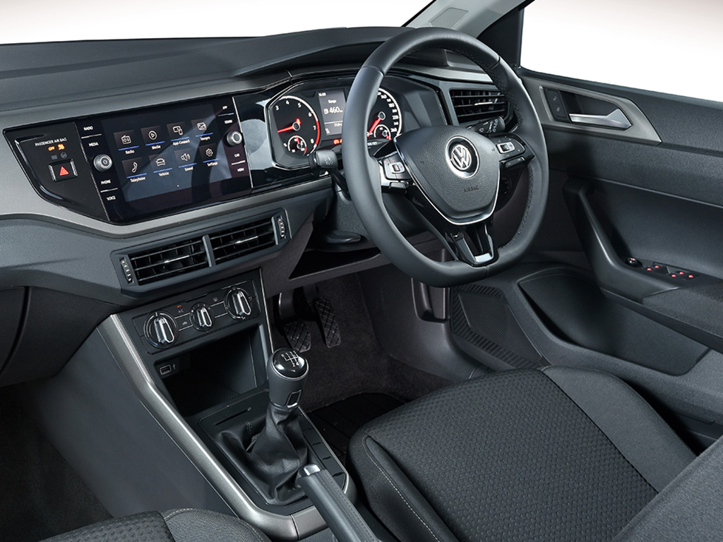 sixth generation volkswagen polo launched  south africa polodriver polodriver