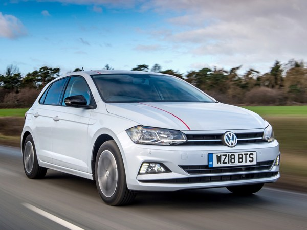 2018 Volkswagen Polo Beats (UK)