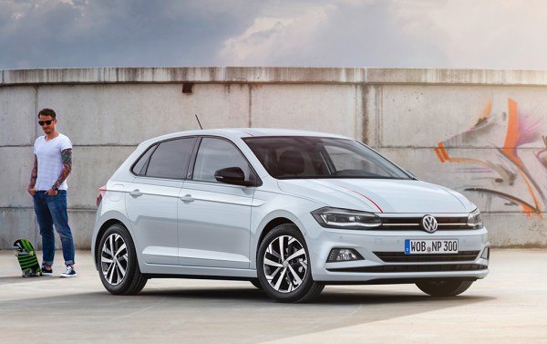 2018 Volkswagen Polo Beats