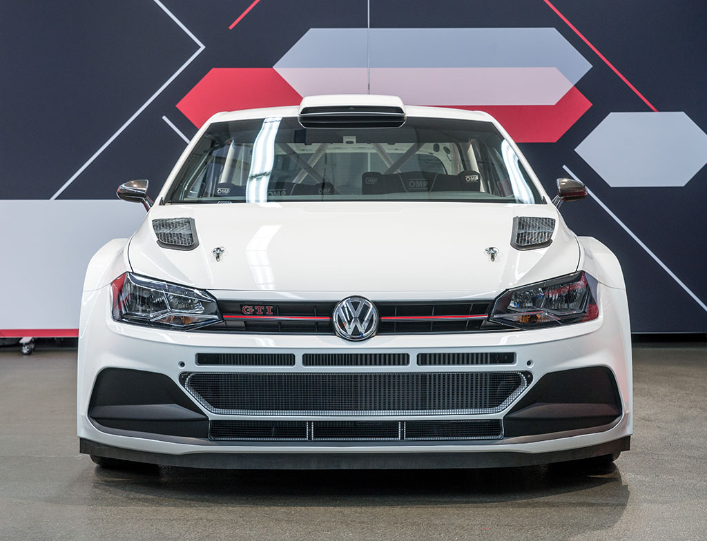 first volkswagen polo gti r5 delivered to baumschlager. Black Bedroom Furniture Sets. Home Design Ideas