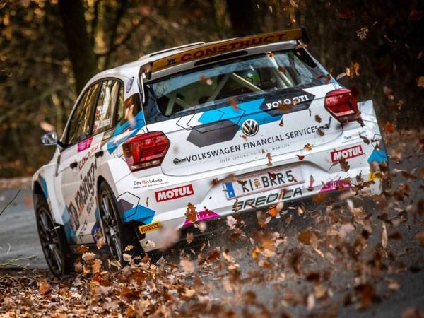2018 Volkswagen Polo GTI R5: Prague Rally Sprint