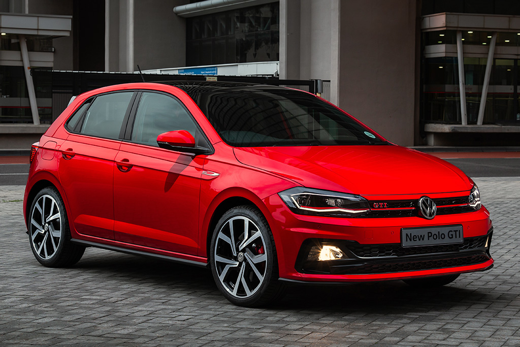 volkswagen south africa launches new polo gti from r375 900 polodriver polodriver