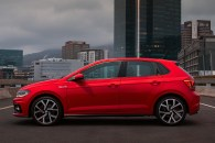 2018 Volkswagen Polo GTI (South Africa)