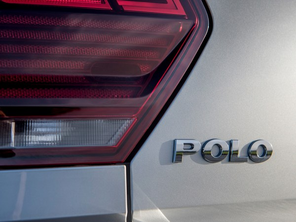 2018 Volkswagen Polo SEL