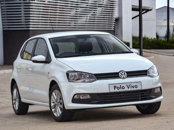 2018 Volkswagen Polo Vivo