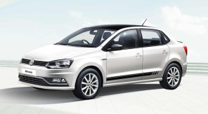 2019 Volkswagen Ameo Black & White Edition