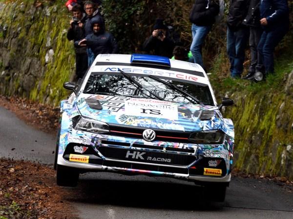 2019 Volkswagen Polo GTI R5: Rally Sanremo, Crugnola/Ometto