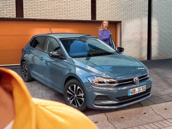 2019 Volkswagen Polo IQ Drive