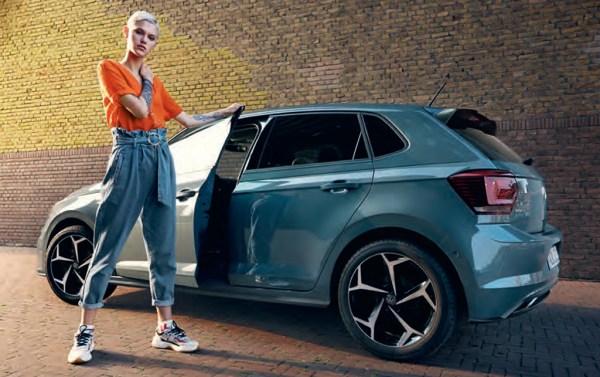2019 Volkswagen Polo IQ Drive R-Line