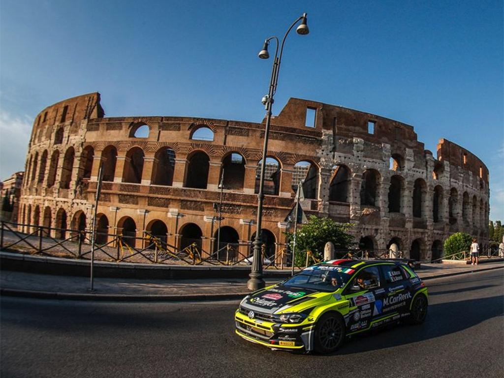 2020 Volkswagen Polo GTI R5, Rally di Roma Capitale: Basso