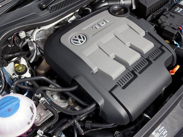 Volkswagen 1.2-litre EA189 TDI engine