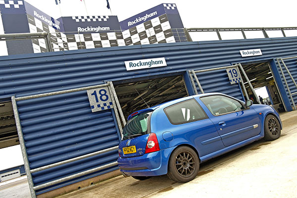 2013 Guild of Motoring Writers' Big Day Out: Renault Clio