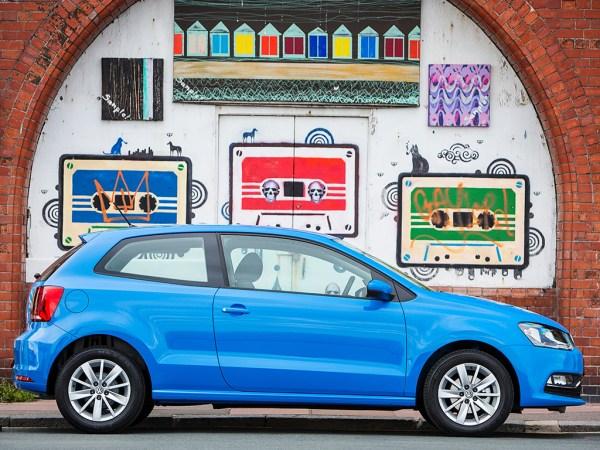 2017 Volkswagen Polo (UK)
