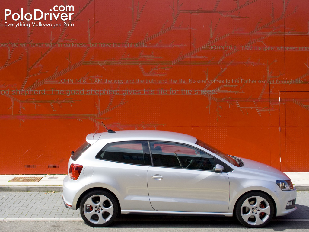 Download 2011 Volkswagen Polo Gti Wallpapers From Polodriver Com