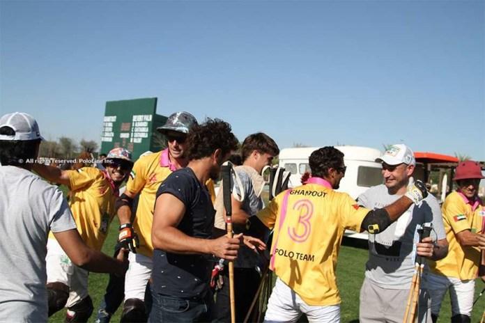 Dubai Silver Cup Semifinals Socials