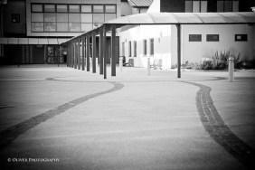front budynku w którym mieści się Polska Szkoła