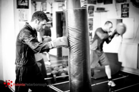 boks amatorski w UK