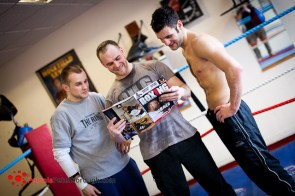 Professional boxing in Peterborough