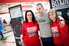 gala bokserska w Peterborough