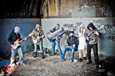 zespół muzyczny w UK