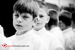 Komunia w Peterborough