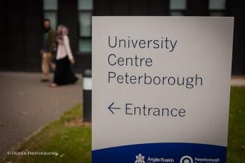 uniwersytet w Peterborough