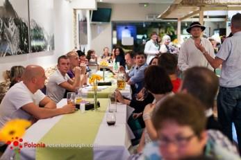 polskie karaoke w restauracji Peterborough