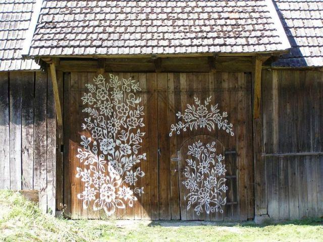 Polonya'nın en güzel köyü