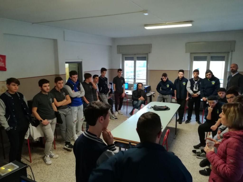 Service Learning in azione all'IC Novaro di Diano Marina
