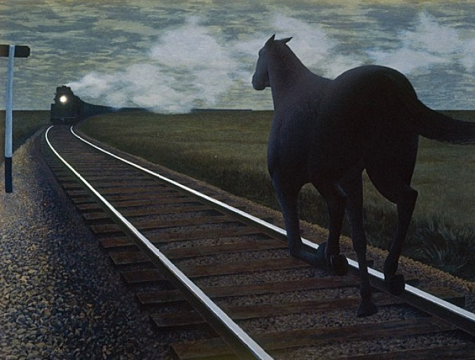 Horse and Train 2