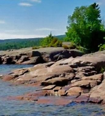 Lake Superior Rossport Campground Shore | Polska Canada
