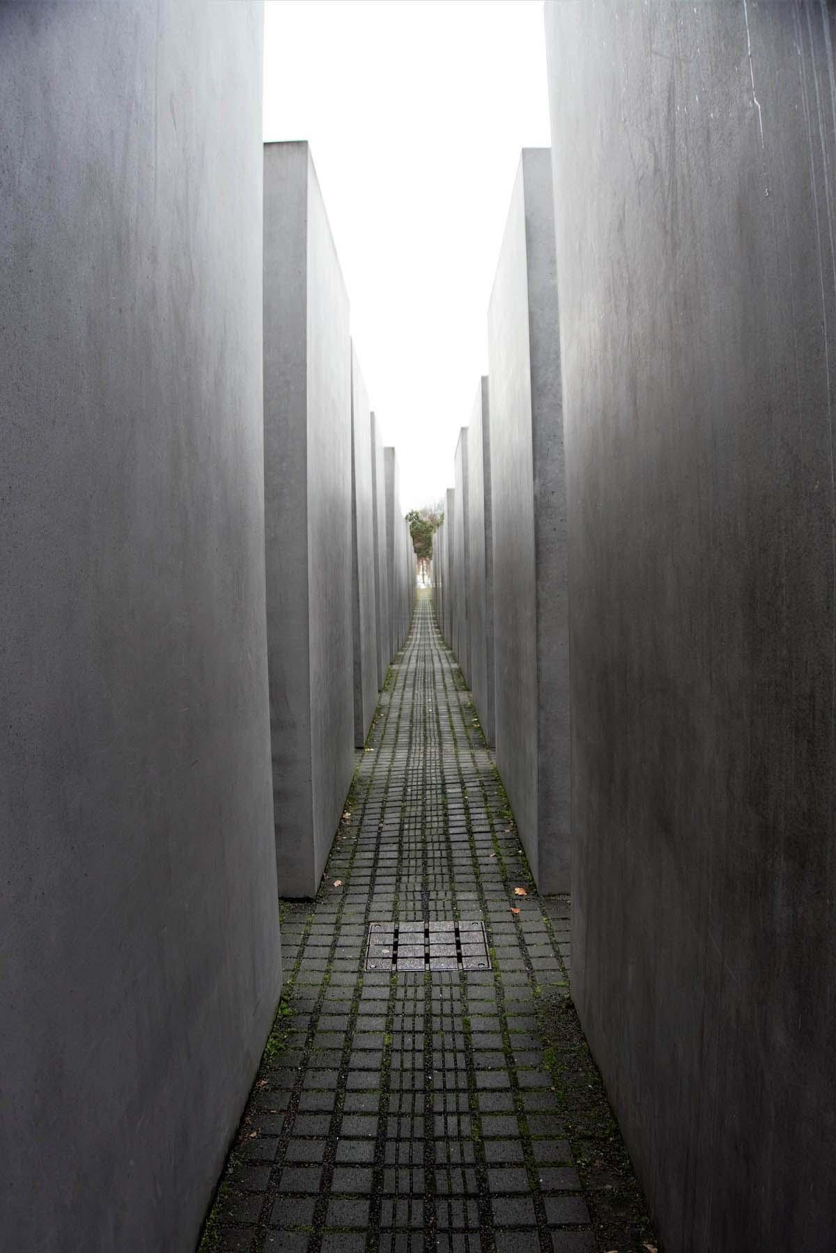 Pomnik Pomordowanych Żydów Europy Berlin 2014
