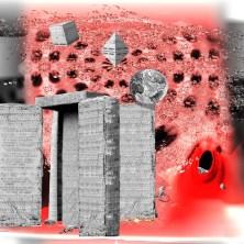 "Hanna Haska ""Virus III""-grafika giclee"