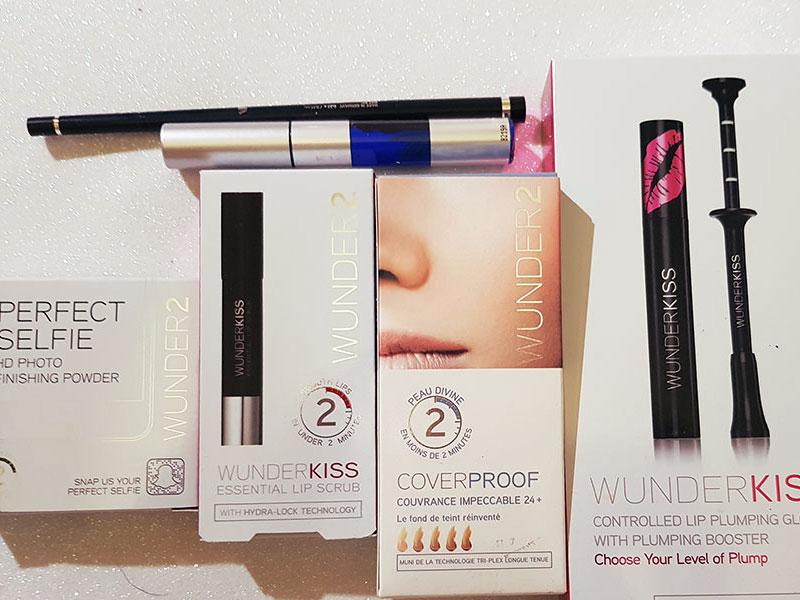 Wunder2 prodotti make up