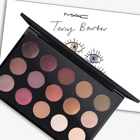 MAC X Terry Barber Limited edition