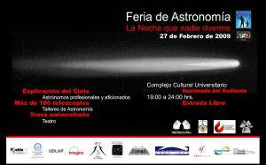 Feria de Astronomía
