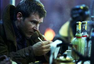 Blade Runner - Rick Deckard, Noodle Bar